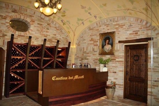Cantina dei Monti: The Tasting Room