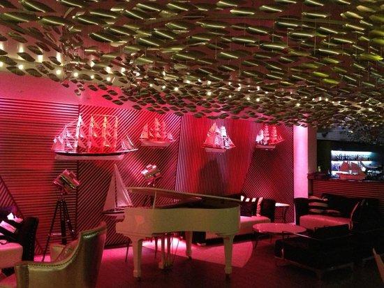 Konoba: Salle intérieur