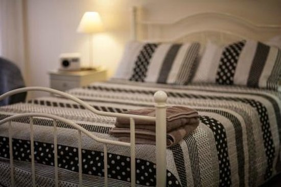 Millie's Guesthouse : Studio bed