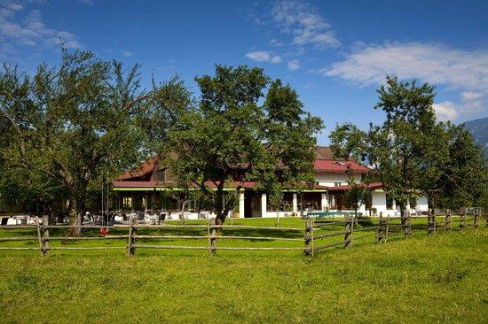 Hotel Gablerhof: Unser Garten