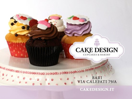 Cake Design Questions : Cake Design Cupcakes & Bakery, Bari - Restaurant Avis ...