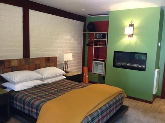 Glen Oaks Big Sur: habitacion 2