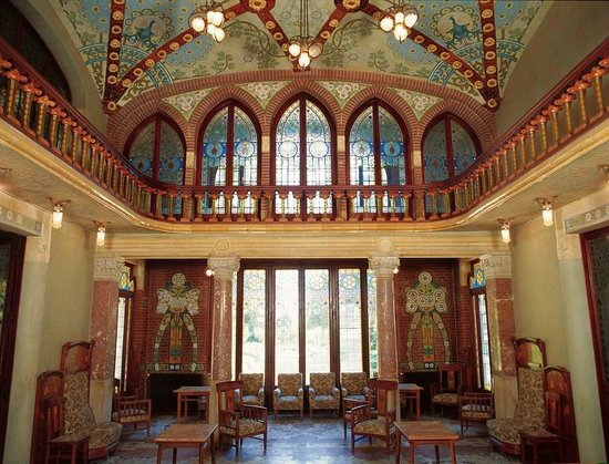 Reus, Spain: Sala principal