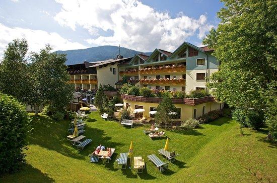Hotel Kärntnerhof: Kärntnerhof Sommer