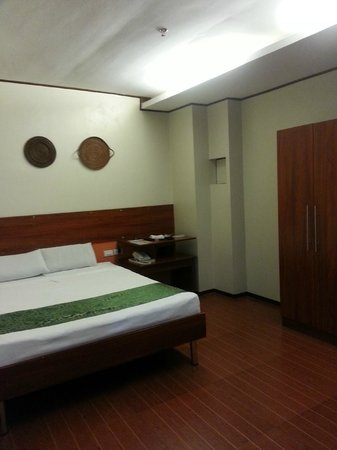 Andy Hotel: Standard room