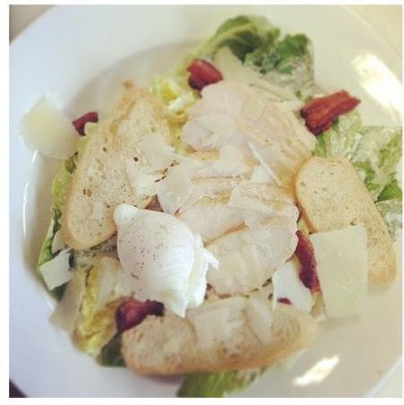 Diego's Cafe: best ceasar salad!!! love diego's