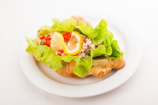 Cafe Boulevard: Sandwich