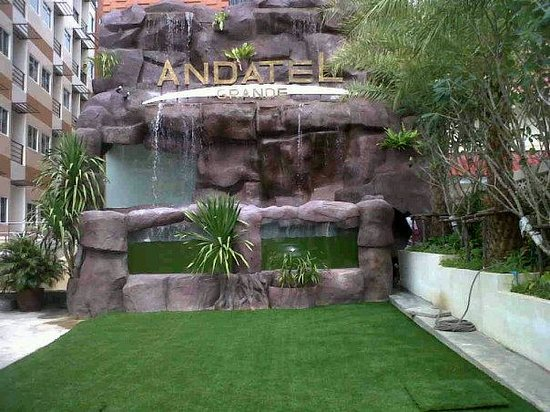 Andatel Grande Patong Phuket Hotel: andatel grande patong