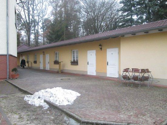 Hotel-Restaurant Kronprinz: chambres annexe