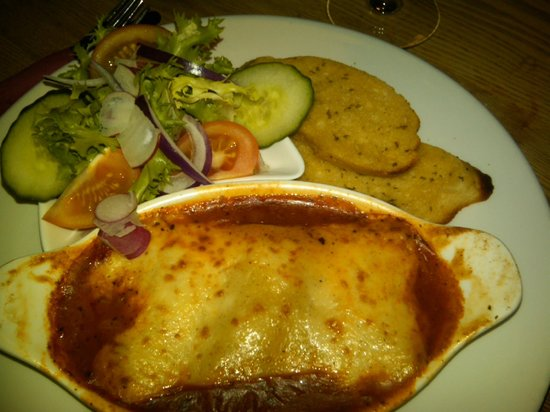 White Hart Hotel: Food Good and great accommodation