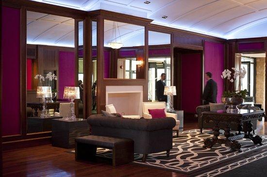 Castletroy Park Hotel : Lobby & Reception Area