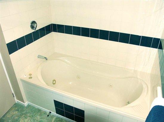 Annabelle Court Motel: Spa bath Studio