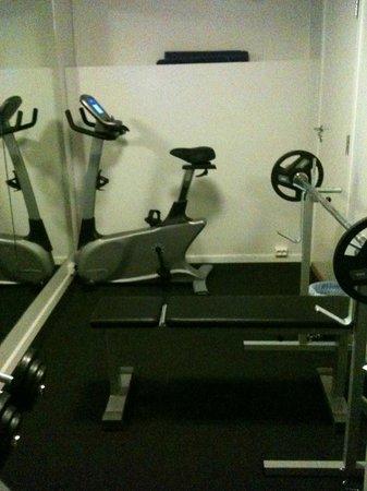 Ellingsens Pensjonat : Gym