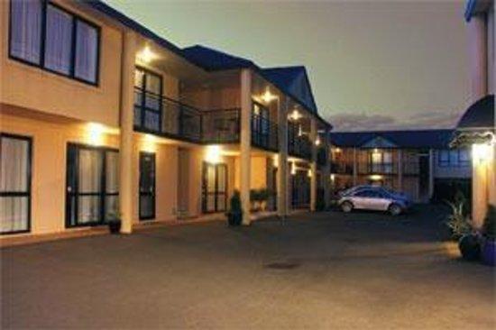أنابيل كورت موتيل: Exterior Motel