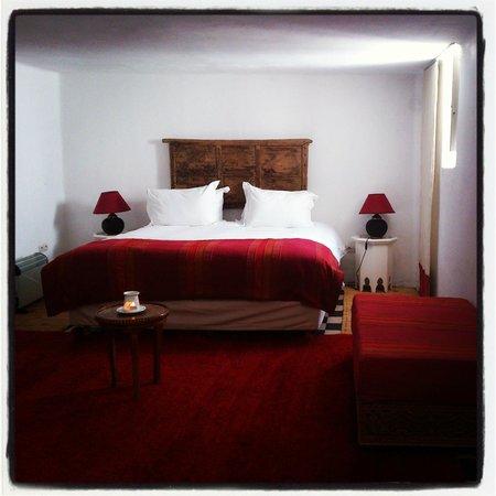 Riad Senso : La chambre sultane