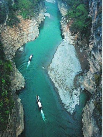 Chongqing Fuling Stream Scenic