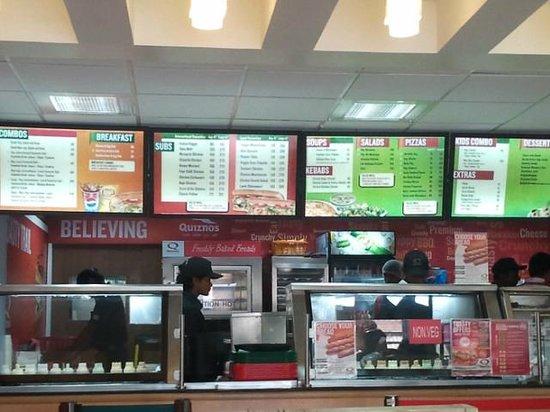 Super selection picture of quiznos bengaluru tripadvisor