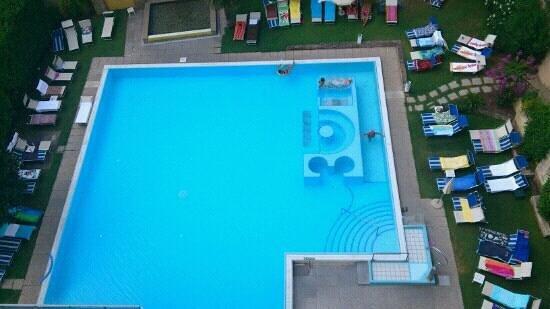 Hotel Terme Paradiso: piscina stupenda.....!