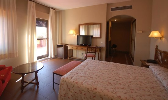 Hotel Mayoral: Habitacion doble