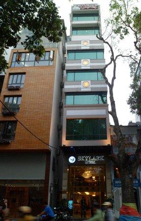 Skylark Hotel: Exterior View of Hotel Skylark, Hanoi