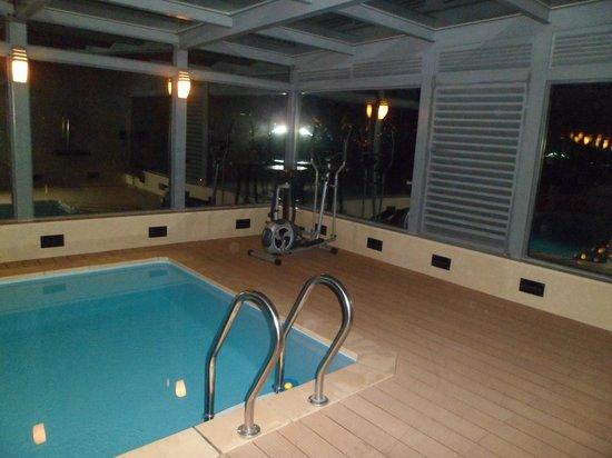 Skylark Hotel: Roof-top Swimming Pool of Hotel Skylark, Hanoi