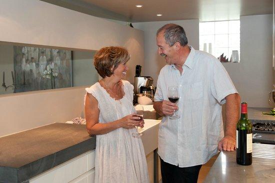 Arima Biarritz: Annie et Marc vous accueillent