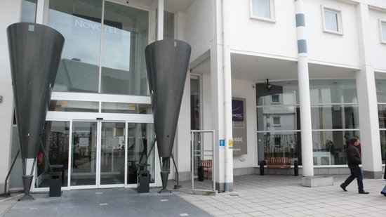 Novotel Brugge Centrum: Reception