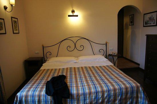Castello di Petrata: camera