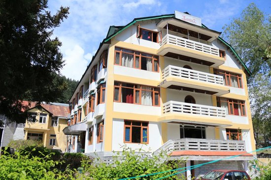 Zarim Hotel : hotel view.