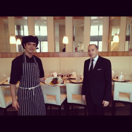 Chef & Manager of  Favola