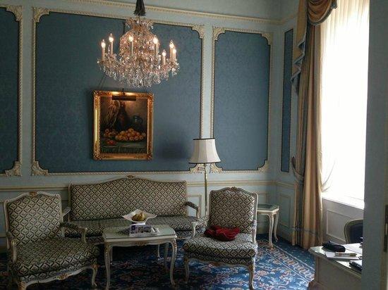 Hotel Imperial Vienna: suite