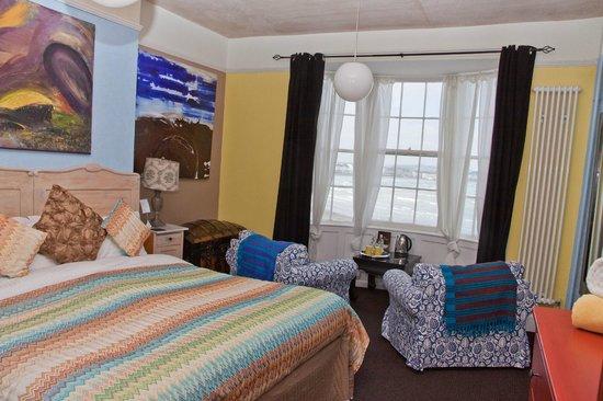 Roundhouse Hotel: Room 1 - 1st floor Deluxe Double