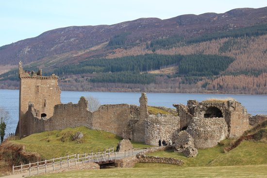 how to get to loch ness from inverness