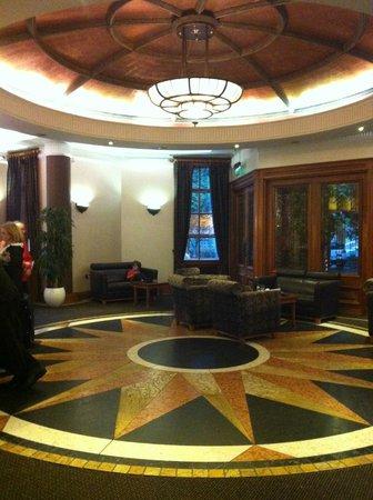 Westwood House Hotel: Lobby