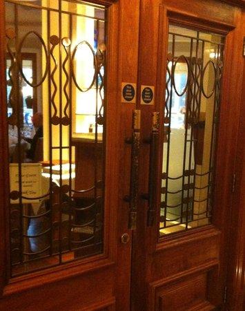 Westwood House Hotel: Restaurant