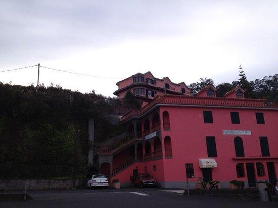 Residencial O Curtado: Hotellet