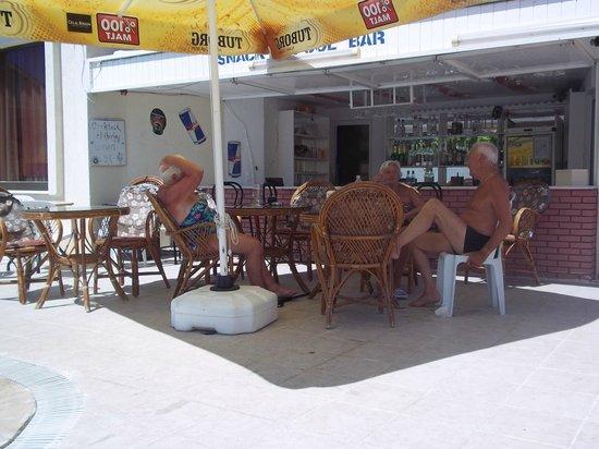 Hotel Minay: bar