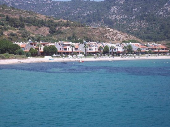 Hotel Minay: boat trip