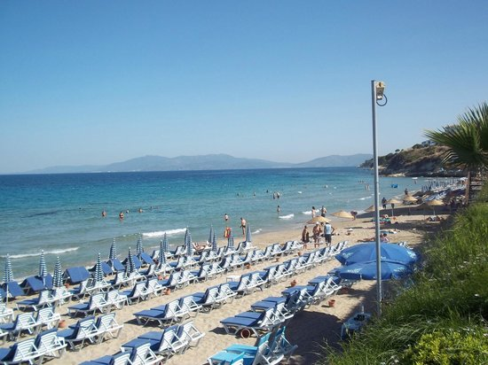 Hotel Minay: beach