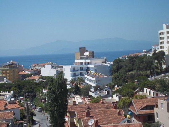 Hotel Minay: balcony