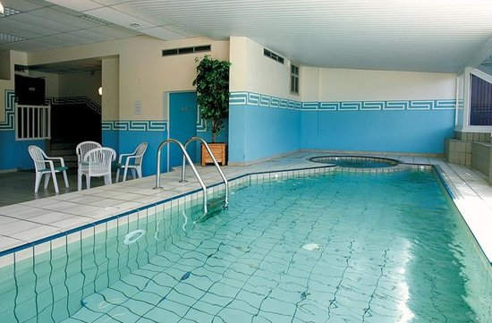 Hotel Club Font d'Urle: Espace aqua-détente