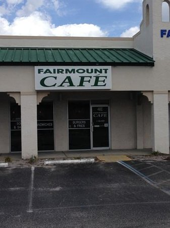 Fairmount Cafe
