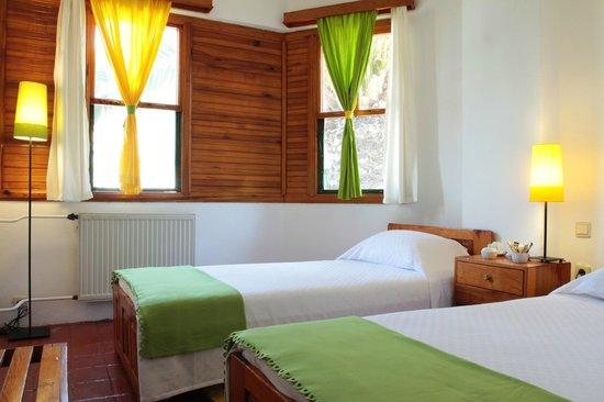 Caretta Caretta Hotel: Twin Room