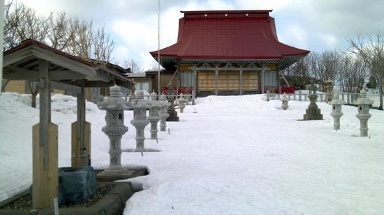 Tomamae Shrine