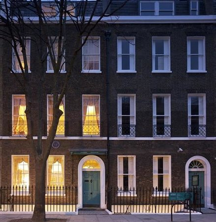 Image result for charles dickens house london images