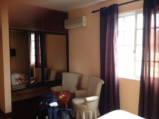 Hotel Rural A Quinta: Rom