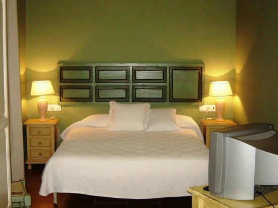 Hotel La Antigua Estacion: Habitación doble/Double Room/ Doppelzimmer