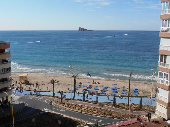 Hotel RH Corona del Mar: View from room 605