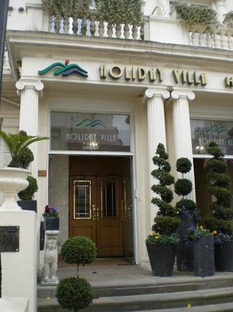 Hotel picture of holiday villa hotel and suites london - Holiday villa londres ...
