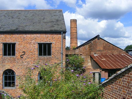 Bursledon Brickworks Industrial Museum